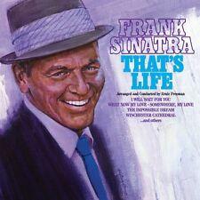 Frank Sinatra - That's Life [New CD]