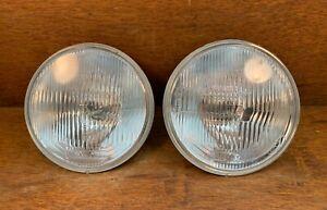 """New 7-Inch Round H4 Headlights for Porsche 911, etc. 7"""""""