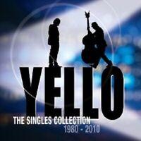 "YELLO ""BY YELLO THE SINGLES COLL. 1980-2010"" CD+DVD NEU"
