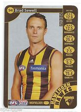 2013 Teamcoach Silver (94) Brad SEWELL Hawthorn