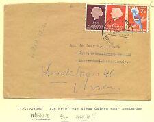 NED NW GUINEA NNG 1960 LP PM=WAGHETE= F/VF  FRAAI/ PR.