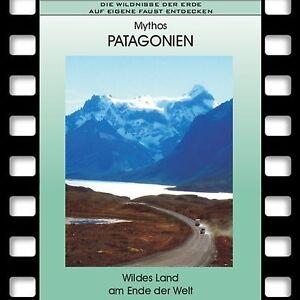 PATAGONIEN & FEUERLAND Reise-DVD für Entdecker 2019 *Südamerika Abenteuer