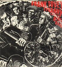 FRANK TOVEY - tyranny and the hired hand LP