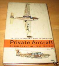 Pocket Encyclopedia of World Aircraft, Private Aircraft