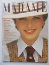 Madame 6/1978, Mia Farrow, Gregory Peck, Michael Caine, Farrah Fawcett, Kristel