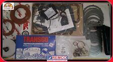 FORD E4OD E40D TRANSMISSION RED POWERPACK REBUILD DELUXE KIT (1989-1995)LEVEL 2