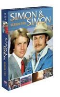 Simon & Simon: Season 2 - DVD - GOOD