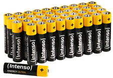 40 Intenso Energy Ultra AAA / Micro Alkaline Batterien im 40er Shrink Pack