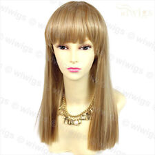 Bangs Synthetic Wigs & Hairpieces Adult