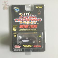 1957 Chevy Corvette (Black) Racing Champions (Classic Diecast Collectibles)