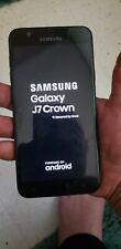 "Samsung Galaxy J7 Crown 16GB 5.5"" 4G LTE Prepaid Smartphone - Straight Talk"
