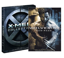 X-MEN - TUTTA LA COLLEZIONE COMPLETA (8 BLU-RAY) Hugh Jackman, Jennifer Lowrence