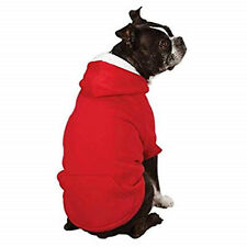 Zack & Zoey Fleece Lined Red Medium Hoodie