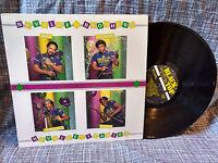 Neville Brothers LP Neville-ization Black Top 1031 NOLA Funk Big Chief NM-