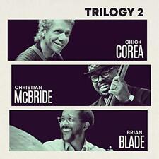 Chick Corea Christian McBride Brian Blade - Trilogy 2 (NEW 2CD)