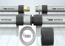 Precio de oferta Rehau rautitan tubo estable 20 x2, 9 (50m) calefacción agua de instalación