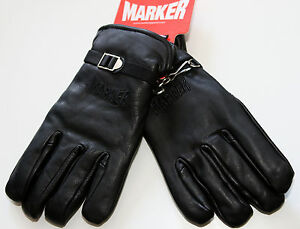 Marker Gloves $85 Size all sizes ! best Leather quality WINTER ! 100% AUTHENTIC