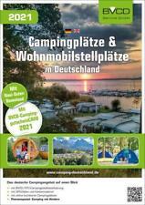 Campingplätze und Wohnmobilstellplätze in Deutschland 2021