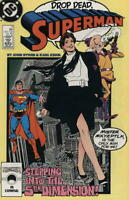 SUPERMAN #11, VF/NM, John Byrne, Kesel, 1987, more DC & SM in store