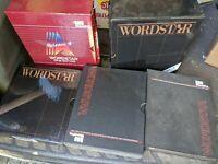 Wordstar Micropro HUGE LOT COMPUTER MANUAL DISK 2000+ RELEASE 3 IBM Osborne