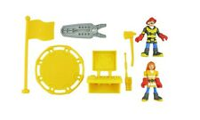 NEW~ RESCUE HEROES Fire House Replacement Accessories Parts Pieces Figures Lot