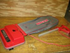 Oreck Commercial Upright Bagged Vacuum Cleaner, Lightweight, 40ft Power Cord, U2