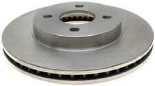 Disc Brake Rotor-Disc, Rear Drum Front Raybestos 580137R