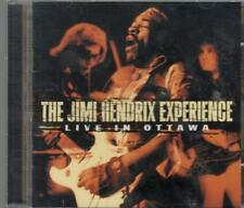The Jimi Hendrix Experience: Live In Ottawa, 9 Track New & Sealed CD