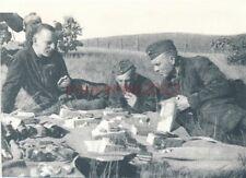 Foto, Nachl. H.Döll siehe Beschr., Beuteverpflegung, Beaux/Maas, 1940; 5026-354