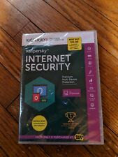 Kaspersky Internet Security 3 Devices - Mac Windows Android Mobile Devices NEW