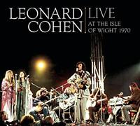 Leonard Cohen - Live At The Isle of wight (NEW CD)