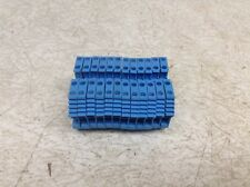 Conta Clip RK 2.5-4 ZRL Blue Wire Terminal RK 2,5-4 ZRL RK2.5-4ZRL Lot of 12