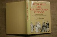 Sammlerbuch historische Tracht von den Römern bis zum 19.Jh., Mode