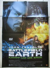Battlefield Earth John Travolta Poster Germany