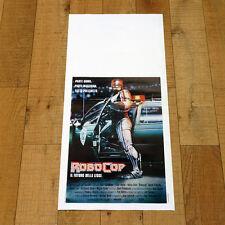 ROBOCOP locandina poster Allen Weller Cox Smith Ferrer Sci Fi 1987 AJ45