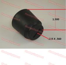 10A7714 Minneapolis Moline Hydraulic Position Control Knob Jetstar G900 M504 M5