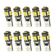 10 x Stück * 24V * T10 W5W 5 SMD Für LKW 24V XENON WEISS CANBUS SOFFITEN LED