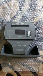 LifeFitness 91x Elliptiptical console
