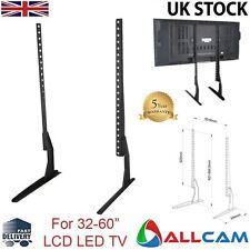 """Allcam DS202 Universal Desk  Monitor TV Riser Stand for LCD LED TVs 32"""" - 60"""""""