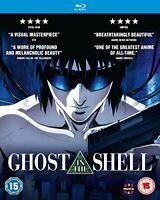 Ghost In The Shell [Blu-ray] [DVD][Region 2]