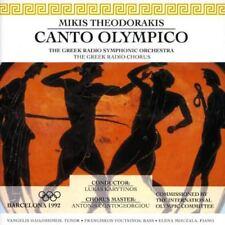Mikis Theodorakis – canto Olympico/Greek Radio Symphony Orchestra