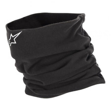 NEW Alpinestars Baselayer Motorcycle Winter Riding Neck Warmer Black (2018)