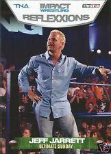Jeff Jarrett TNA Impact Wrestling Sunday Reflexxions 2012 Trading Card #65 WCW