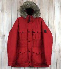 Ralph Lauren Zip Polyester Long Coats & Jackets for Men