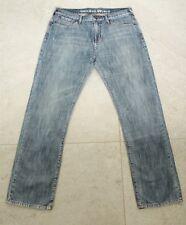 Guess Jeans Modell Delmar W 33 L 30 blau Used Look