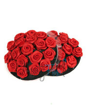 Sexy Red,Black Rose Self Adhesive Nipple Cover Pasties