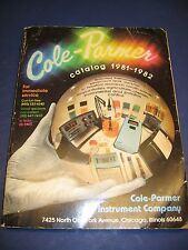 Cole-Parmer Lab Instrument & Controls 1981-82 Catalog Asbestos Products