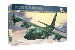 1/72 Italeri 015 - C-130E/H Hercules Aircraft (RAAF decal included)