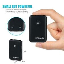 2in1 Bluetooth Wireless Audio Transmitter Receiver 3.5mm Music Adapter HIFI Hot