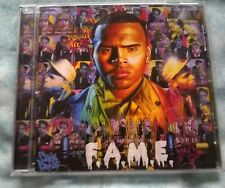 CHRIS BROWN F.A.M.E.( FORGIVING ALL MY ENEMIES) DELUXE 2011 CD ALBUM